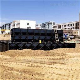 地埋式消防箱泵一体化泵站新标准