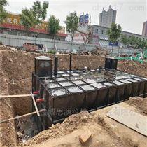 定制陕西西安地埋式箱泵一体化性价比高的厂家