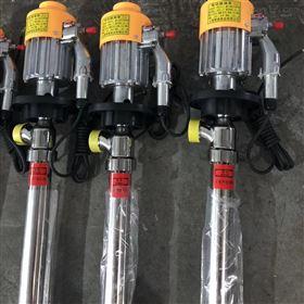 SB-3-1手提式防爆电动抽油泵