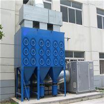 常州粉尘废气除尘工程系统