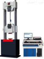 WAW-100D电液伺服钢绞线立式拉力试验机GB/T12160