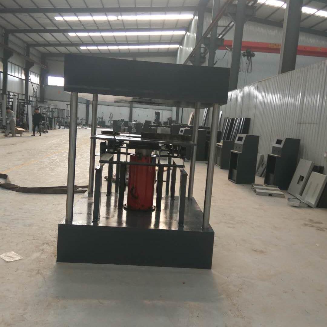 微机控制井盖压力试验机生产*