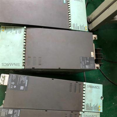 西门子S120电源模块坏报F07802当天能修好
