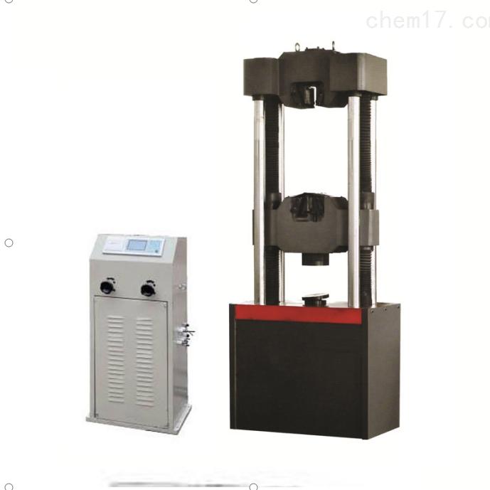 山东青岛四立柱式万能试验机生产厂家