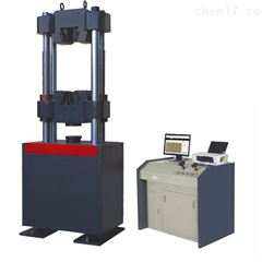 WEW-600B浙江微机屏显示液压万能试验机两立柱两丝杠