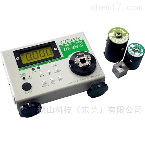 日本衫崎cedar扭矩测试仪DI-9M-8/08