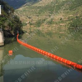 FT300*1000水上浮力排拦污浮筒拦截隔离水面垃圾易清理