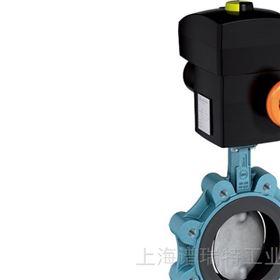 EBRO支耳式气动蝶阀Z014-A DN80现货特价