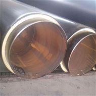 廊坊聚氨酯热力防腐直埋式发泡保温管