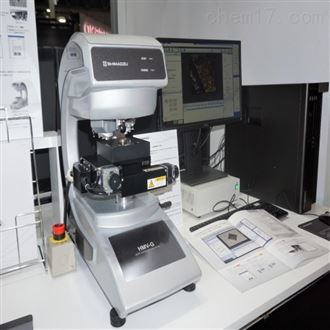 HMV-G30显微维氏硬度计