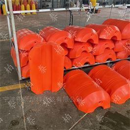 FT500*800小口径管道抬浮浮筒拦污阻污截流浮体