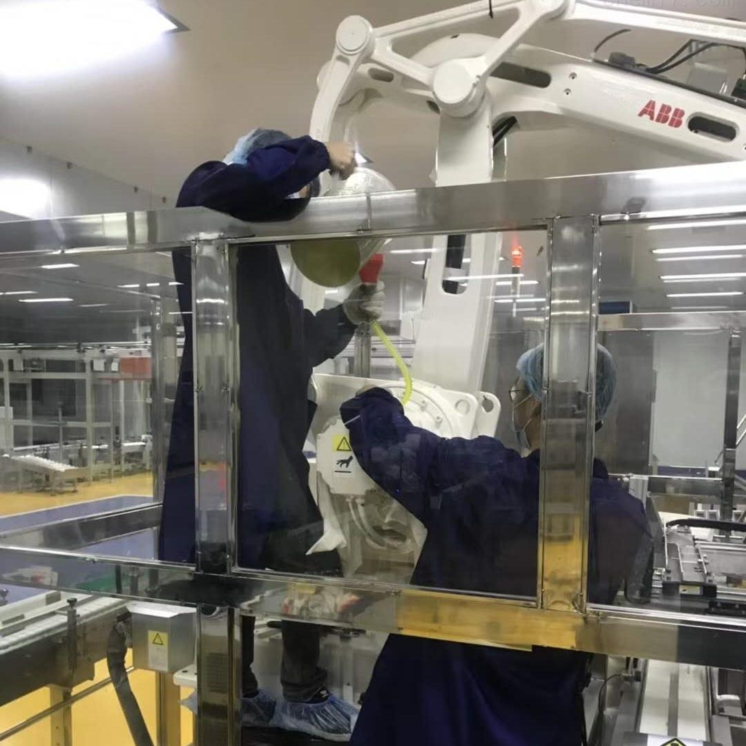 ABB机器人报警驱动变流器饱和警告修理厂家