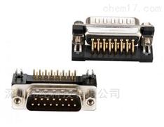 15针直角PCB型D-sub连接器