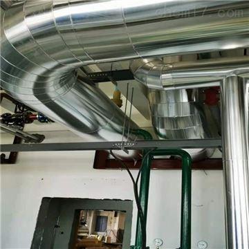 27-1220管道离心玻璃棉保温管施工尺寸