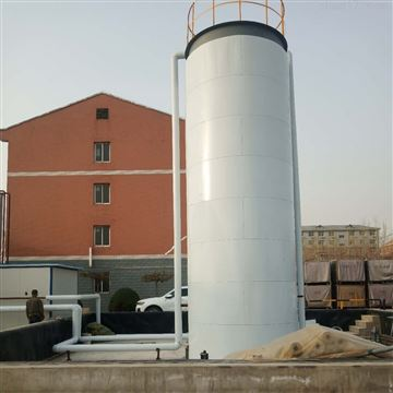 LNG站保温冷施工