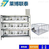 TS-12不锈钢冲洗式实验豚鼠笼