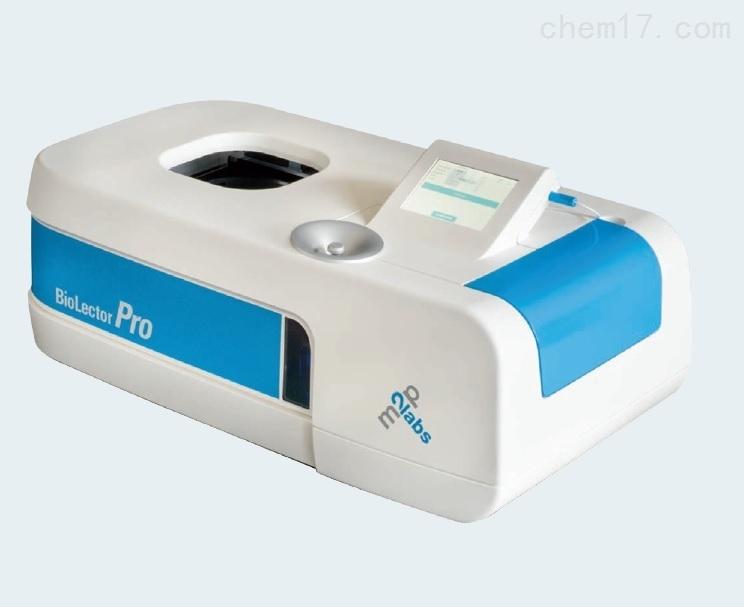 微流控高通量微型生物反应器