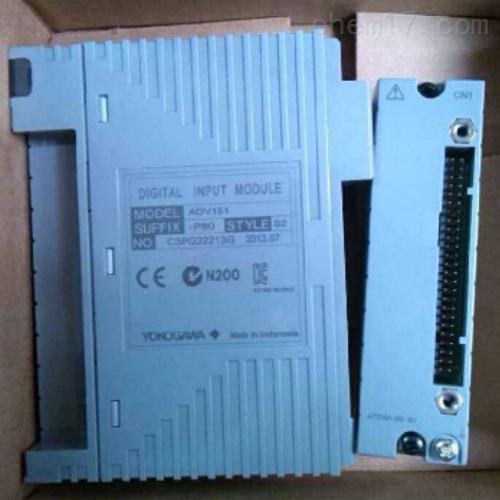 输入模块卡件ADV151-P00日本横河YOKOGAWA