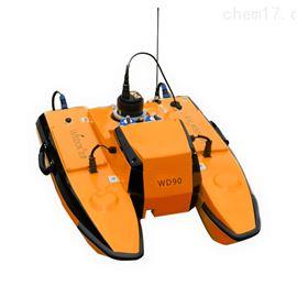 WD90水质监测无人船 自动采样与自动监测功能