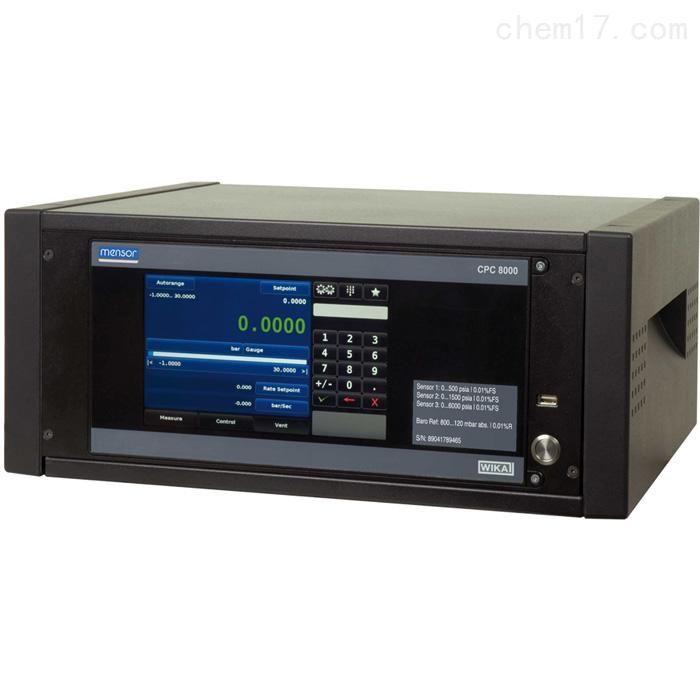 WIKA威卡Mensor压力控制器CPC8000
