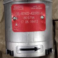X-100L-R01K02-AG01P01-N捷克JIHOSTROJ齿轮泵