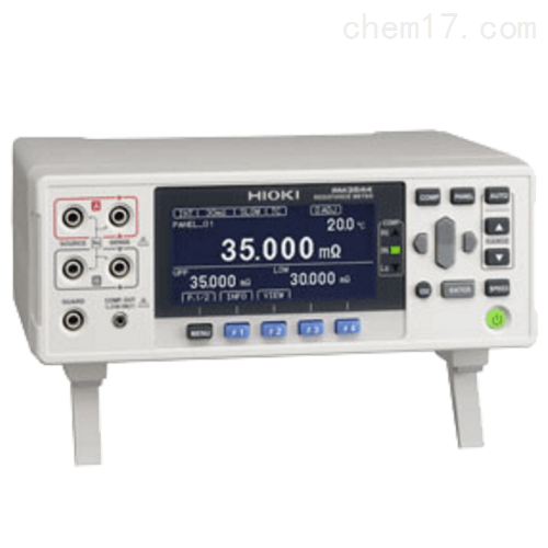 RM3544电阻计L2102测试线日本日置HIOKI