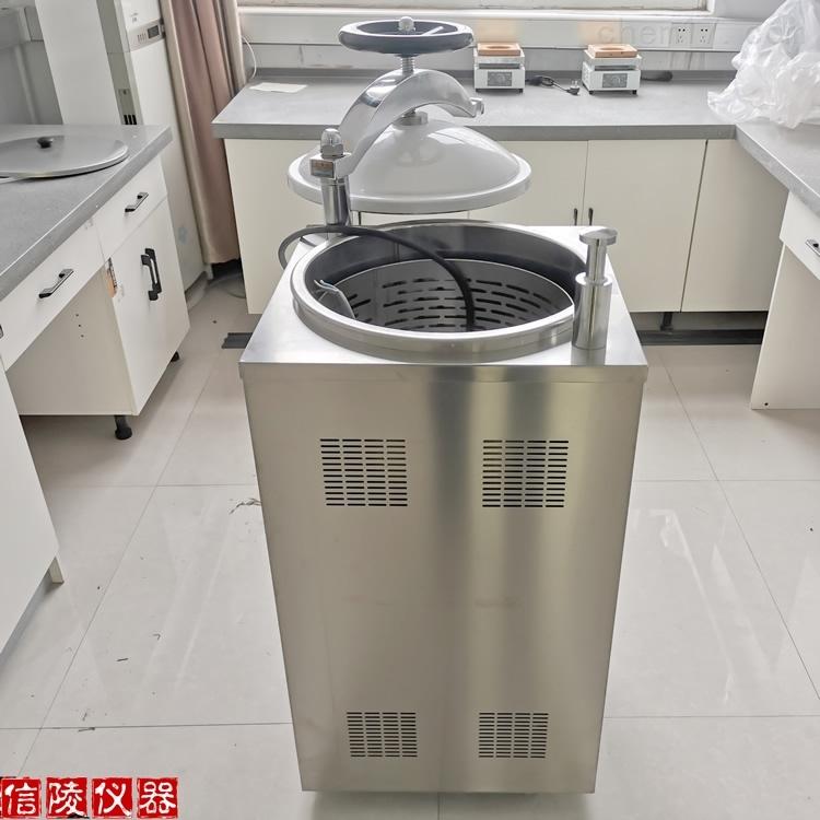 35L高压消毒锅LS-35LD不锈钢高压灭菌锅