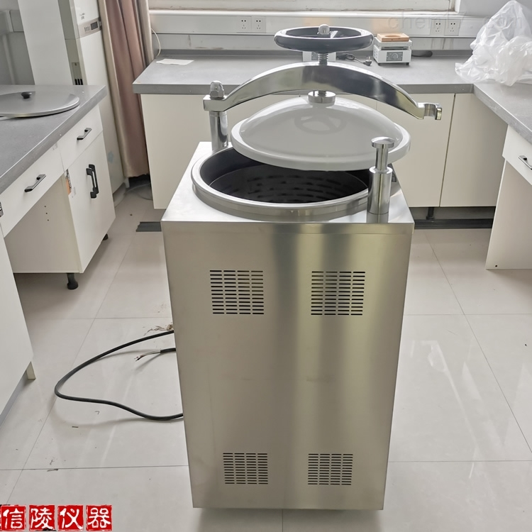 75L手轮高温消毒锅LS-75HD高压灭菌锅
