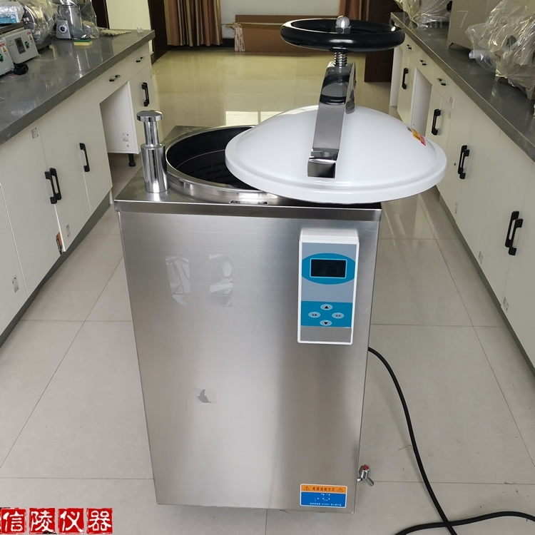 LS-120LD高温消毒锅120L高压灭菌锅