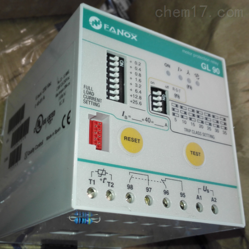 西班牙FANOX继电器
