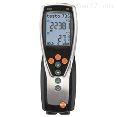 德图testo 735-2 - 多通道温度测量仪