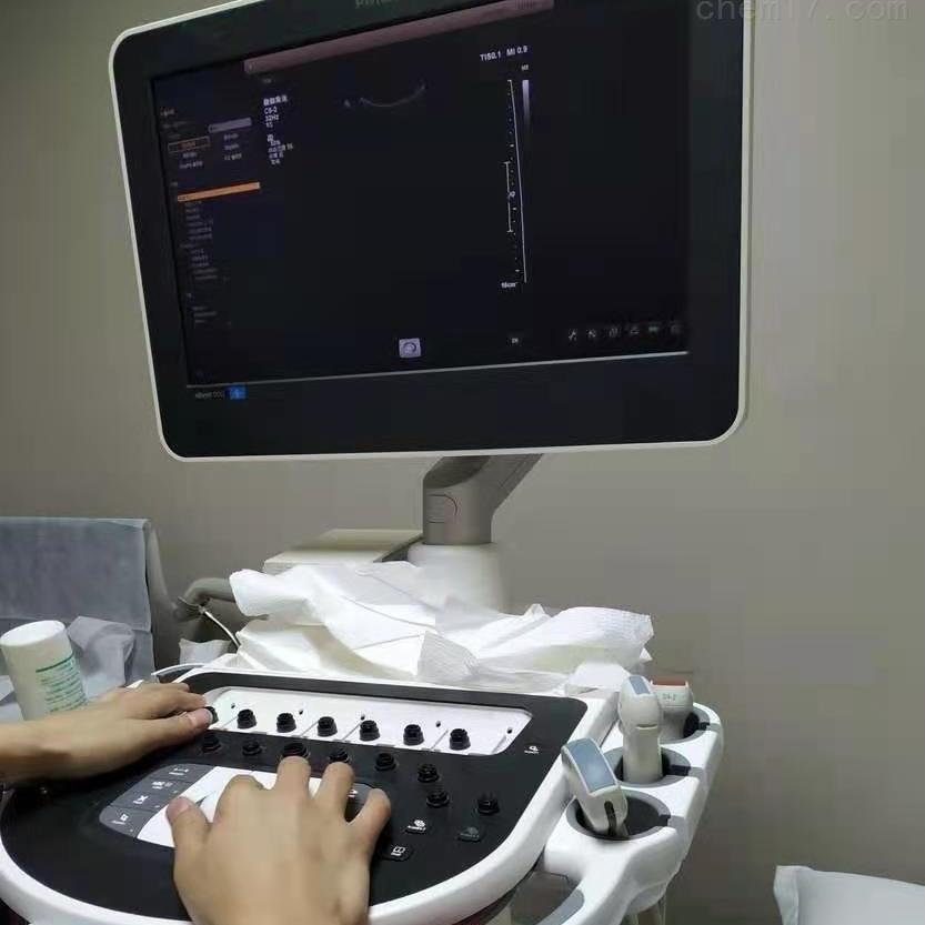 飞利浦彩超机器开机无法正常启动故障修理