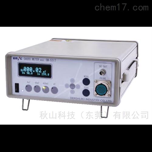 日本emic电子磁业高斯计GM-5317