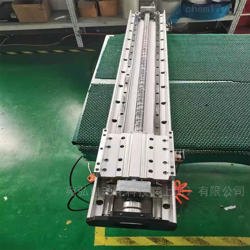 福建丝杆半封闭模组