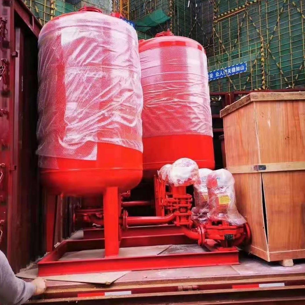 地上型消防箱泵一体化增压给水设备生产厂家