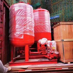 装配式箱泵一体化消防泵站
