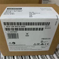 6ES7234-4HE32-0XB0长沙西门子S7-1200PLC模块代理商
