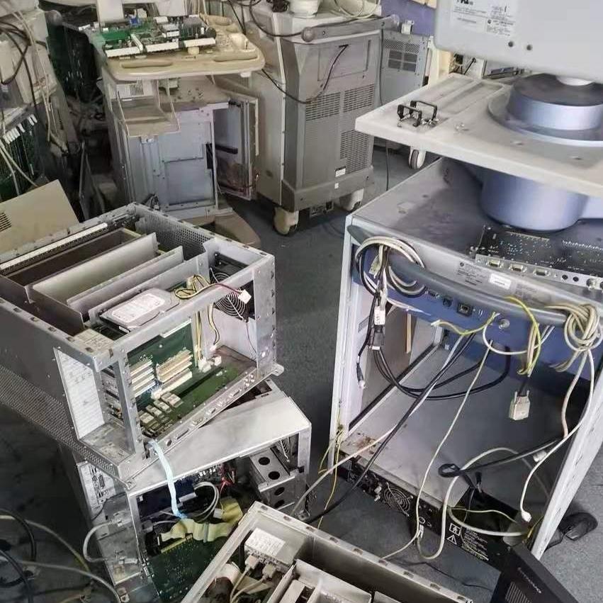 飞利浦彩超开机启动停在初始化界面不动维修