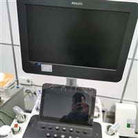 飞利浦彩超机开机屏幕不亮无显示当天修好
