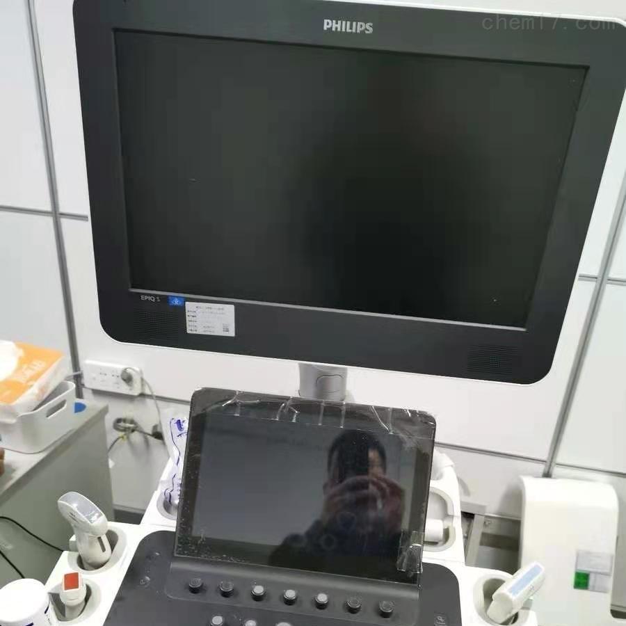 飞利浦彩超开机屏幕显示蓝屏画面解决方法