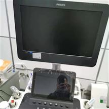 PHILIPS修好可测飞利浦彩超开机屏幕显示蓝屏画面解决方法