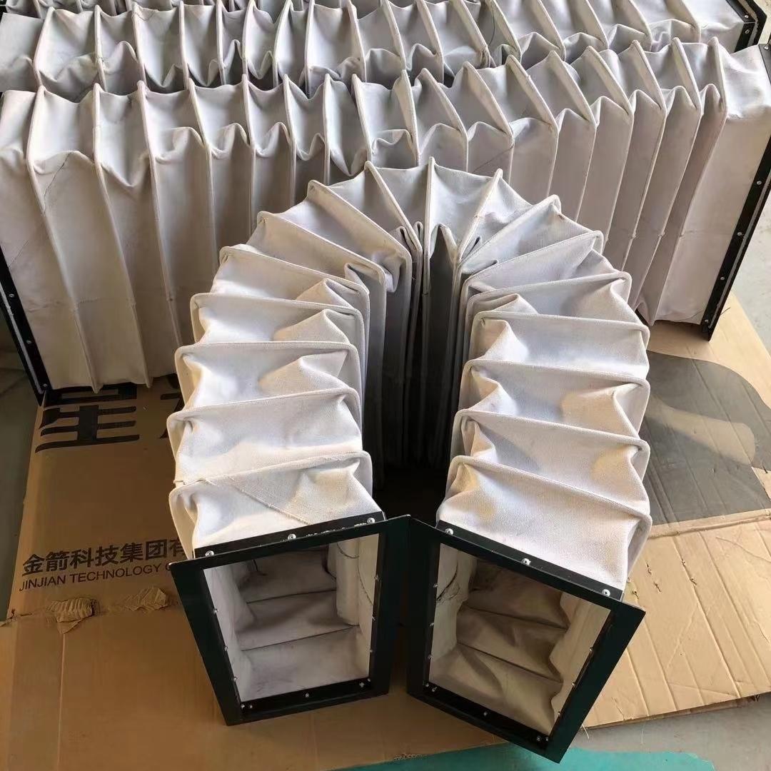 印刷机械帆布通风软连接