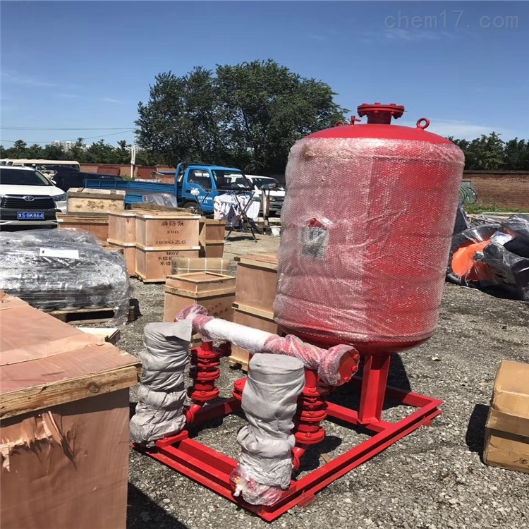 卧式酸碱消防储罐 碳钢压力罐