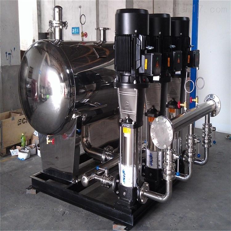 箱泵一体化无负压变频恒压供水设备厂家