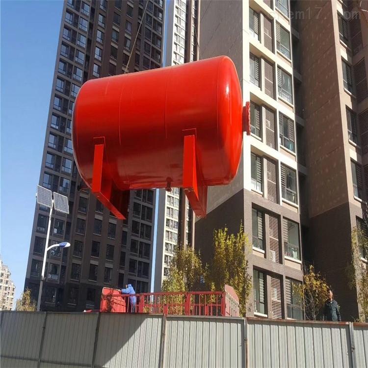 气体顶压应急消防给水设备价格