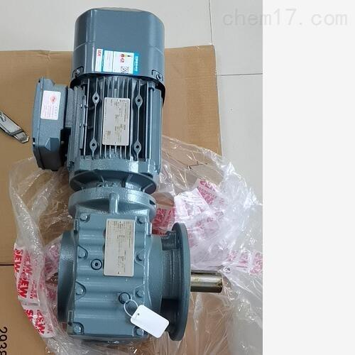 SEW减速电机安装连接尺寸
