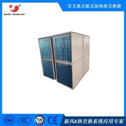 定型机无纺水刺机余热回收用换热器