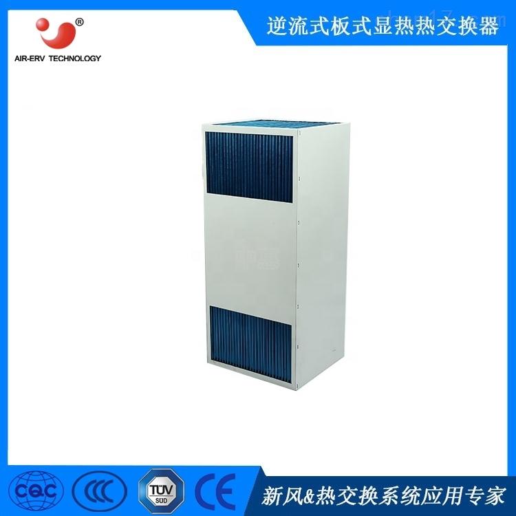 集中式光伏发电逆变器散热用换热芯