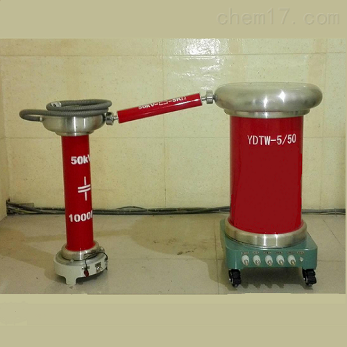 TQSW-20/150工频无局放试验变压器成套装置