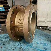H76WC98500镍铝青铜对夹止回阀